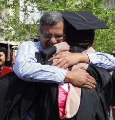 Graduation 2015 009-man and son cropped
