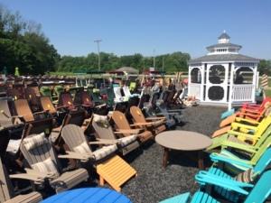 Amish store furniture