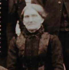 Harriet Baxter Harrison parents and siblings