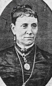 Mary Ann Belsey Harrison young