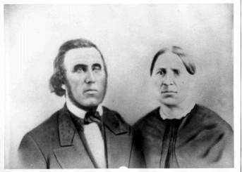 Passet, Karl and Marie (Koch)