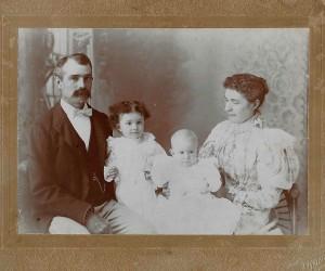 Thomas and Anna Quantock