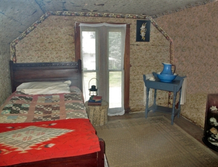 Cather bedroom