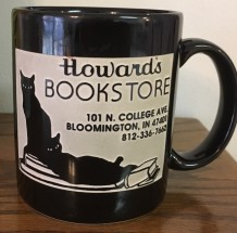 Bookstore cup