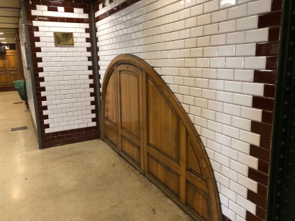 Budapest subway 5