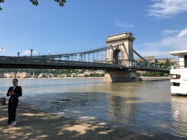 Danube-Chain Bridge 1