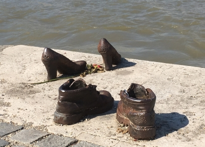 Shoes on the Danube D