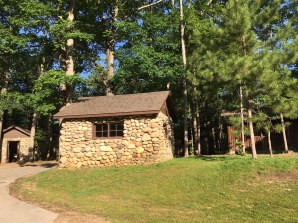 Interlochen Lessons and Practice huts