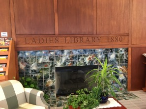Ladies Library 1880
