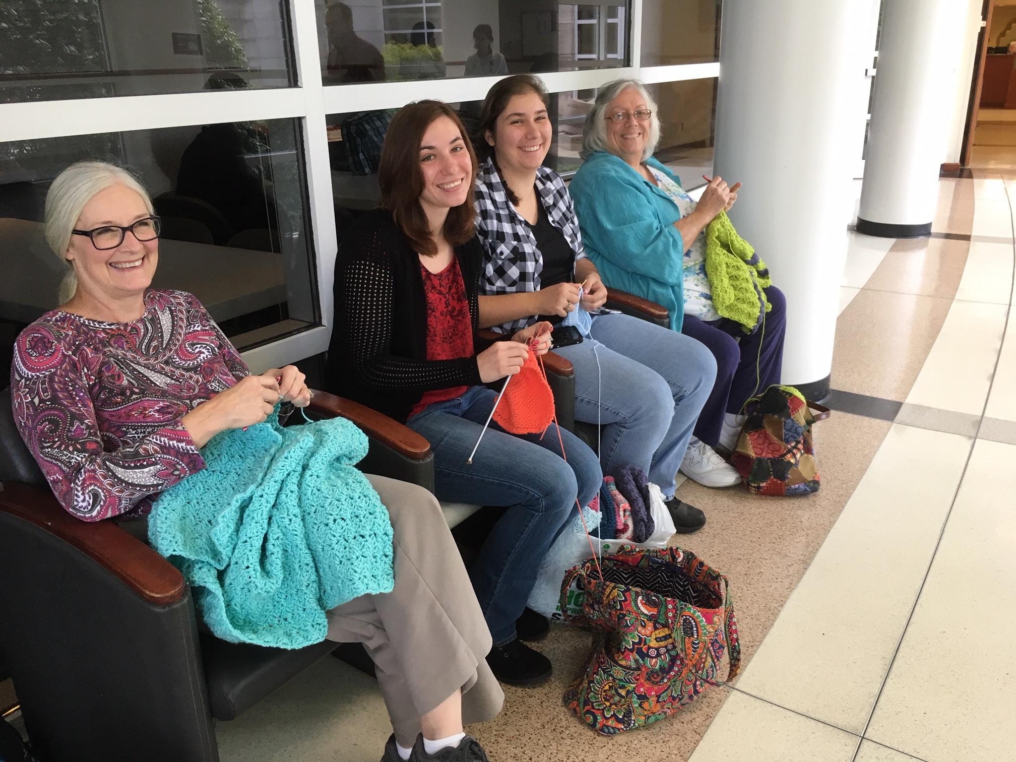 Knit in Public